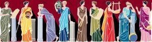 9 музы Древней Греции